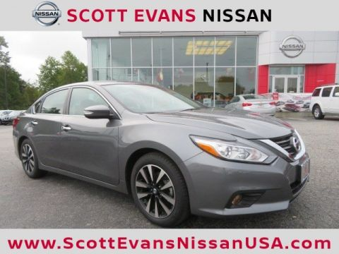 New 2018 Nissan Altima 2.5 SL