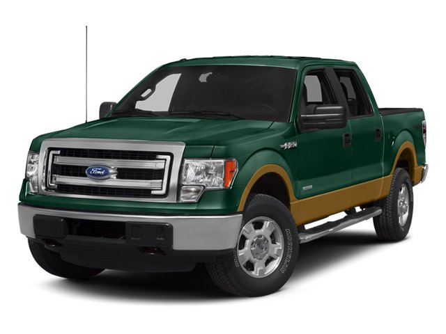 Pre-Owned 2013 Ford F-150 Lariat Luxury