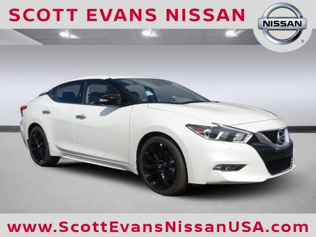 new 2017 nissan maxima sr midnight edition 4dr car in carrollton 17484 scott evans nissan. Black Bedroom Furniture Sets. Home Design Ideas