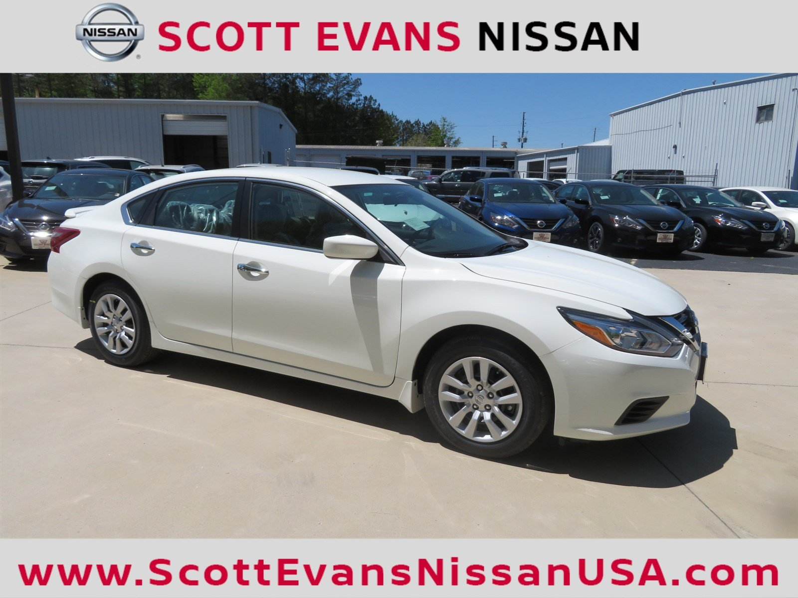 New 2018 Nissan Altima 2 5 S 4dr Car in Carrollton
