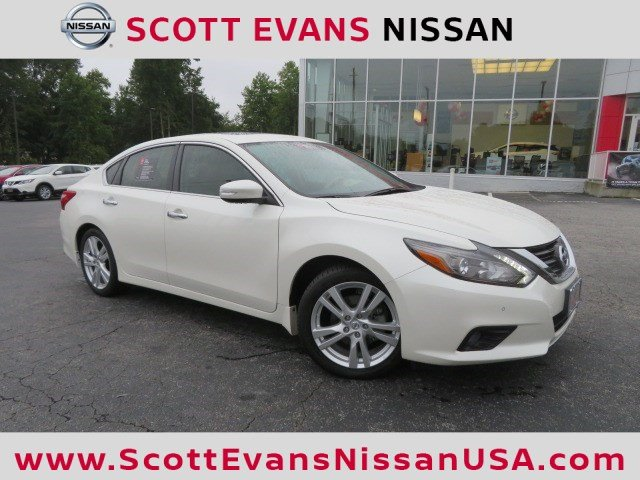 Certified Pre Owned 2016 Nissan Altima 3.5 SL