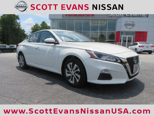 Certified Pre-Owned 2019 Nissan Altima 2 5 S FWD 4dr Car