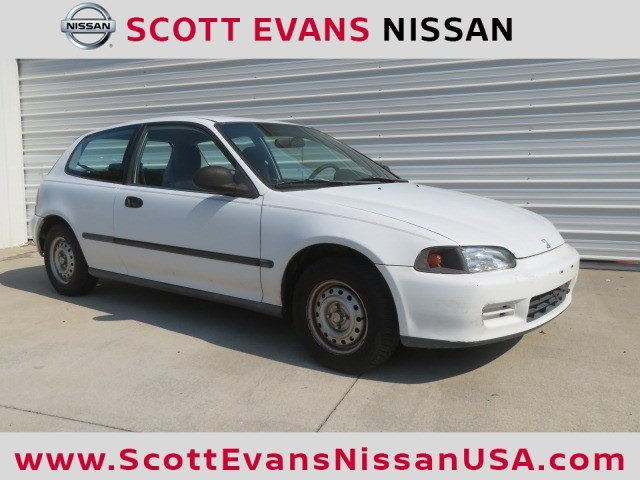 Pre-Owned 1994 Honda Civic DX