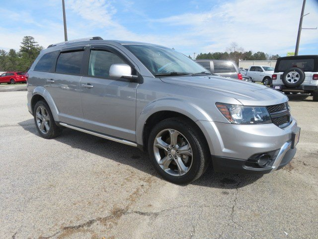 Pre-Owned 2017 Dodge Journey Crossroad Plus