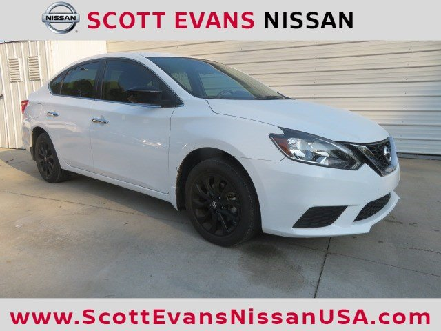 Pre-Owned 2018 Nissan Sentra S Midnight Edition