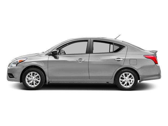 Certified Pre-Owned 2017 Nissan Versa Sedan SV Special Edition