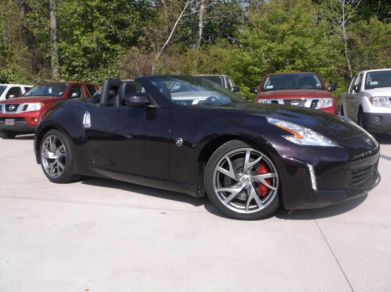 New 2017 Nissan 370z Roadster Touring Sport