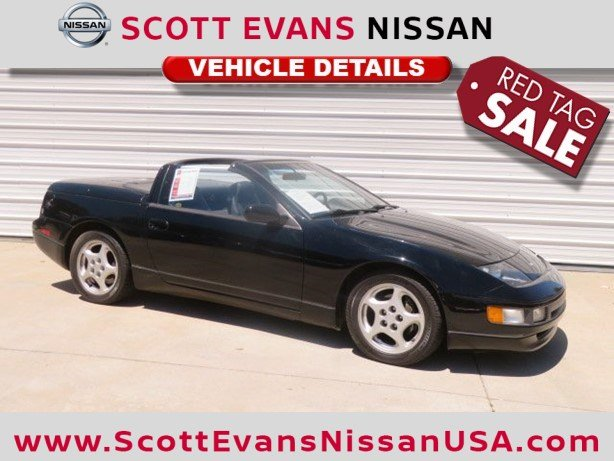 Pre-Owned 1993 Nissan 300ZX