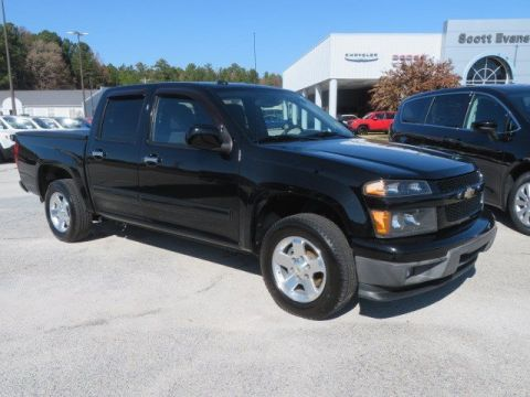 Pre-Owned 2011 Chevrolet Colorado LT w/1LT
