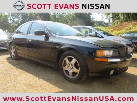 Pre-Owned 2000 Lincoln LS V8