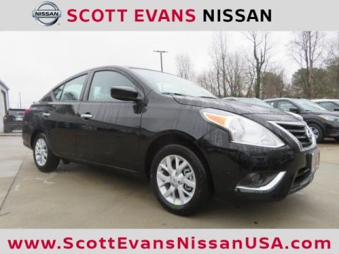 New 2019 Nissan Versa Sedan SV Special Edition