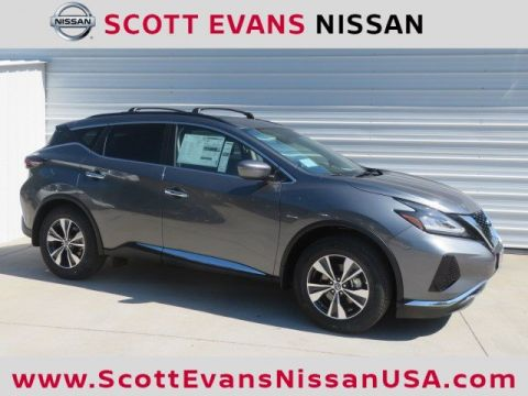 261 New Nissan Cars, SUVs for Sale in Carrollton | Scott Evans Nissan