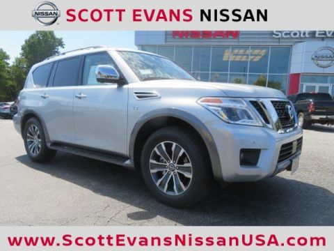 New Nissan Armada in Carrollton | Scott Evans Nissan