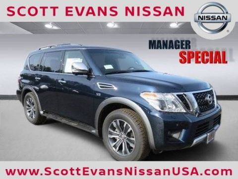Current New Nissan Specials Offers Scott Evans Nissan