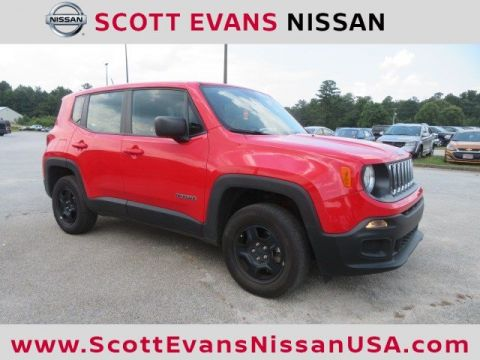 Pre-Owned 2017 Jeep Renegade Sport